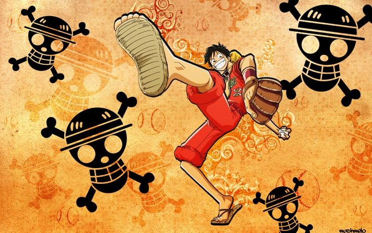 Monkey D. Luffy wallpaper