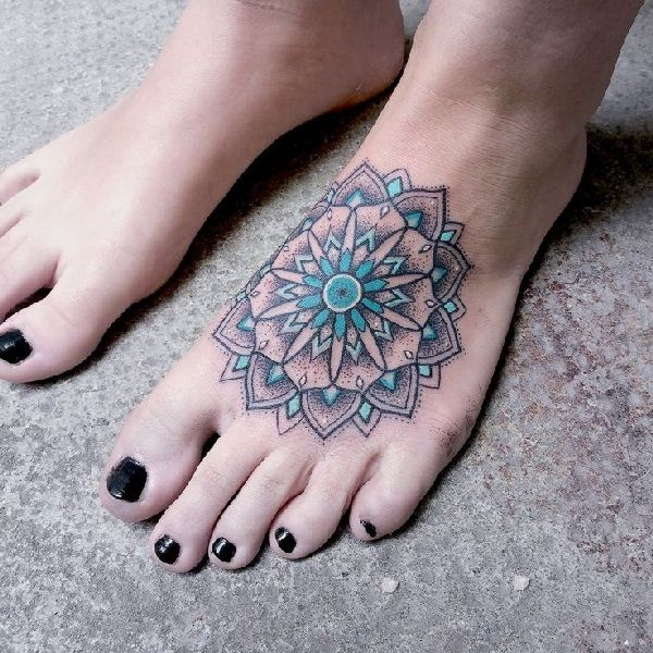 Sexy Foot Tattoos Designs For Women - Hot Girls Wallpaper
