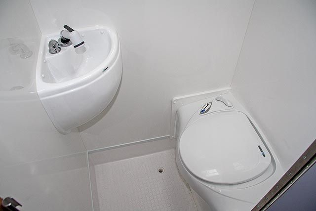 Small Toilet Shower Area To Save Space Remodeled