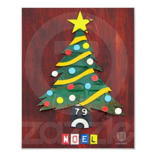 Noel License Plate Art Poster By Design Turnpike
