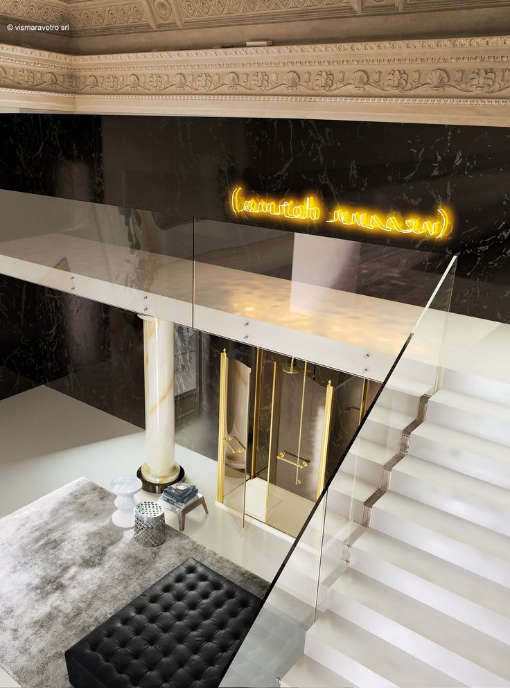 Gold | Luxury and prestige Made in Italy | @vismaravetro  Gold is a collection of classic and prestigious shower enclosures, combining technical innovative solutions and high quality of materials, enhanced by aesthetic details of luxury. A concept that expresses a classic style and an elegant attitude thanks to the skilful design and the production expertise.