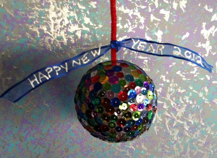Decoration Ideas, Creative Happy New Year's Eve Ball Drop ...