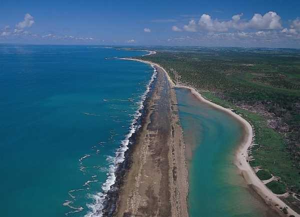 Praia do Muro alto