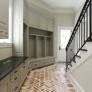 wonderful hallway / mudroom