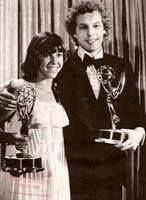 Kristy McNichol and Gary Frank
