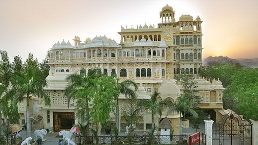 #UdaipurWeddingPlanners Udaipur is named as city of dreams. There are many beautiful palaces; gardens are situated in this city. Devigarh fort palace, the lalit laxmi vilas, fatehgarh palace are famous for wedding purpose. Many wedding planners are here which suggest you best place for wedding
