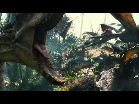 Samsung's SUHD TVs Power Jurassic World On and Off the Screen - http://www.psfk.com/2015/06/jurassic-world-clip-samsung-suhd-tvs-samsung-innovation-center.html