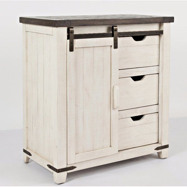 Dustin 1 Door Accent Cabinet Accent Doors Barn Furniture Farmhouse Furniture