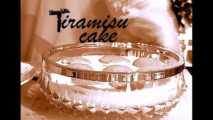 How to make #Tiramisu
