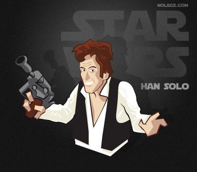 Star Wars by Nolegz.com - Han Solo