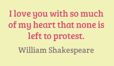 Shakespeare {Much Ado About Nothing}