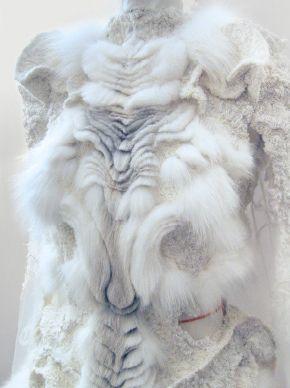 Marion Chopineau for Yiqing Yin, haute couture.