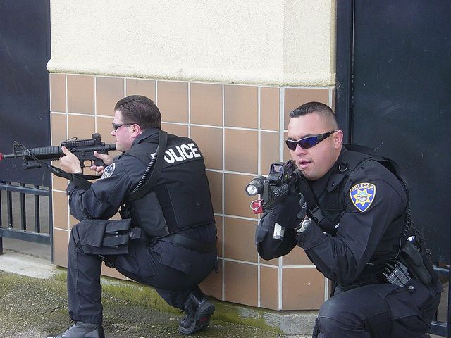 For more than a decade Immediate Action and Rapid Deployment has become the universal technique used by law enforcement to neutralize the active shooter. http://www.lawenforcementtoday.com/increasing-your-options-active-shooter-response/