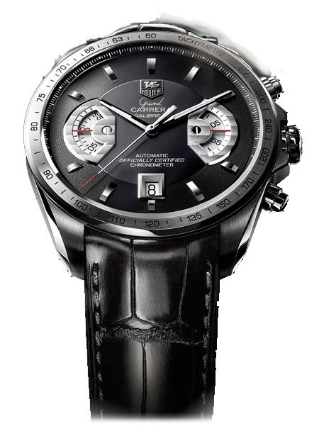 Часы мужские TAG Heuer Carrera Calibre 17 (механика) + подарочная коробка