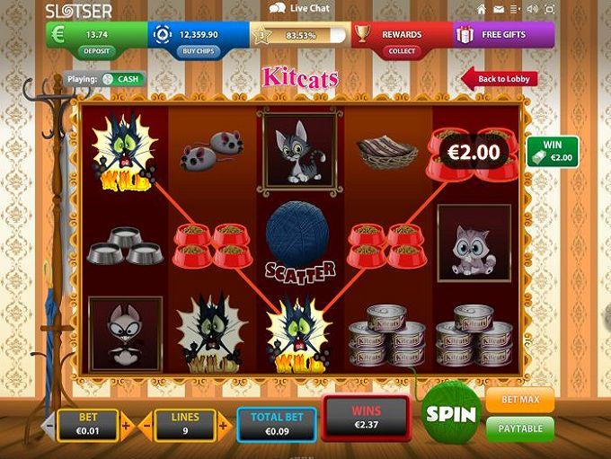 Slotser review is up! http://www.latestcasinobonuses.com/casino-blog/1776/Slotser