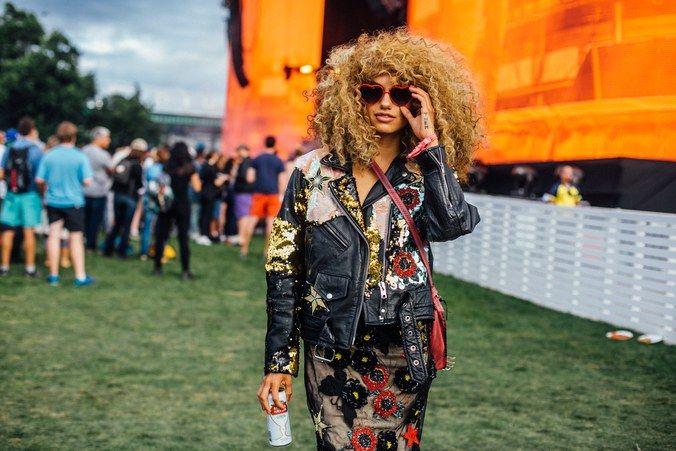Новейший музыкальный фестиваль в Нью-Йорке, «Panorama», нагрянул на остров Рэндалл в минувшие выходные. New York Panorama Music Festival Street Style. New York Fashion.