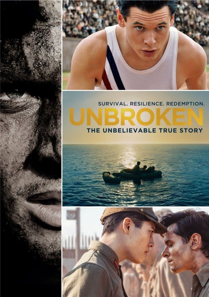 Unbroken Movie Rental only $.99: