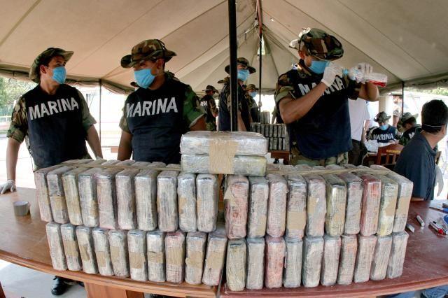 Historia Del Narcotrafico | Narcotráfico y Riqueza....: HISTORIA DEL NARCOTRAFICO EN MEXICO
