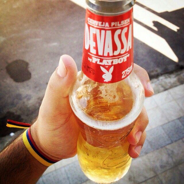 Cerveza Devassa - Brasil