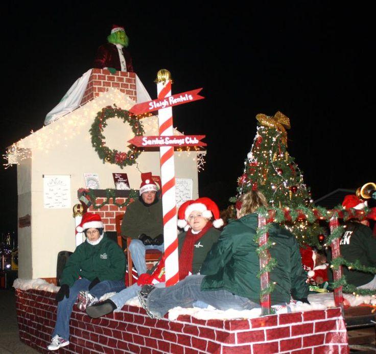 Christmas Parade Float Ideas