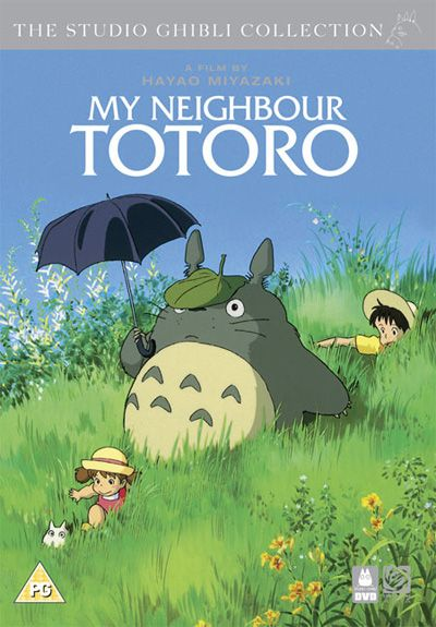 """Tonari no Totoro"" When two girls move to the country to be near their ailing mother, they have adventures with the wonderous forest spirits who live nearby."