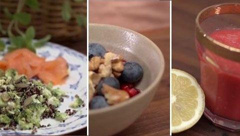 5:2 Kuren | Madplan til 4 dage på 5:2 Kuren - Nemme opskrifter til fastedage