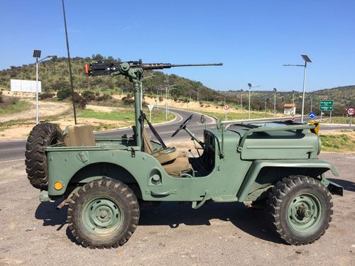 1978 Mahindra CJ-3B4 - Photo submitted by Javier Saavedra.