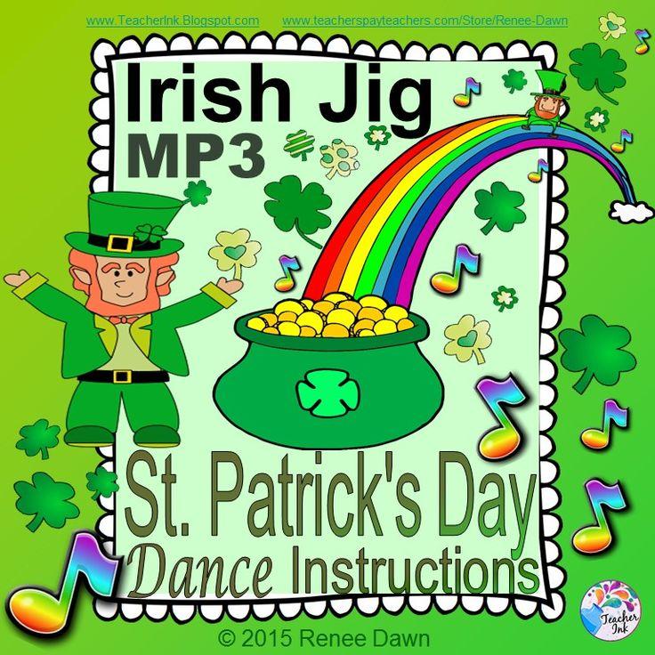 how to dance an irish jig video