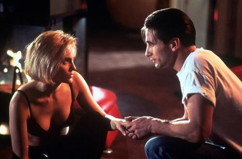 9 Movie Couples Who HATED Each Other In Real Life----Billy Baldwin & Sharon Stone – 'Sliver' (1993)