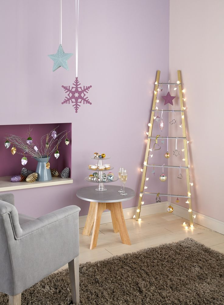 Lavender Paint Ideas For Your Home One Kings Lane: This Subtle Purple Colour Scheme Is Great For Christmas