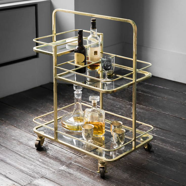 Are you interested in our Bar trolley? With our Contemporary bar trolley you need look no further.