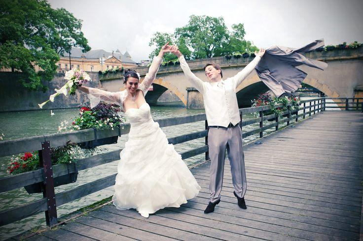 Quel bonheur de pouvoir capturer les magnifiques images d'un amour passionnel !