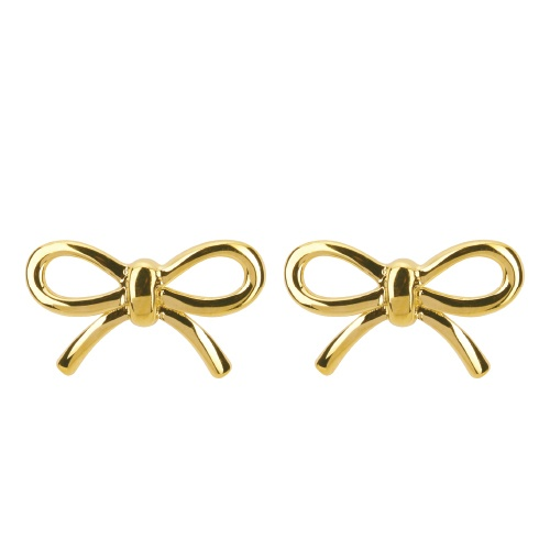 These adorable earrings are very now. Fashion is moving towards a delicate, more subtle look and with finer earrings, you can layer your outfits and jewellery in a much more feminine way. Code 4220 Everyday Jewellery 10mm Long, 15 mm Wide