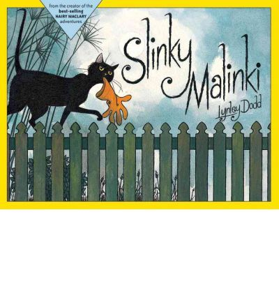 A new series begins, starring that rascally cat, Slinky Malinki, first introduced by Dodd in