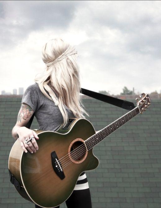 ❤ Sarah Blackwood ❤ Walk Off The Earth ❤ #female #singer #sarahblackwood #walkofftheearth