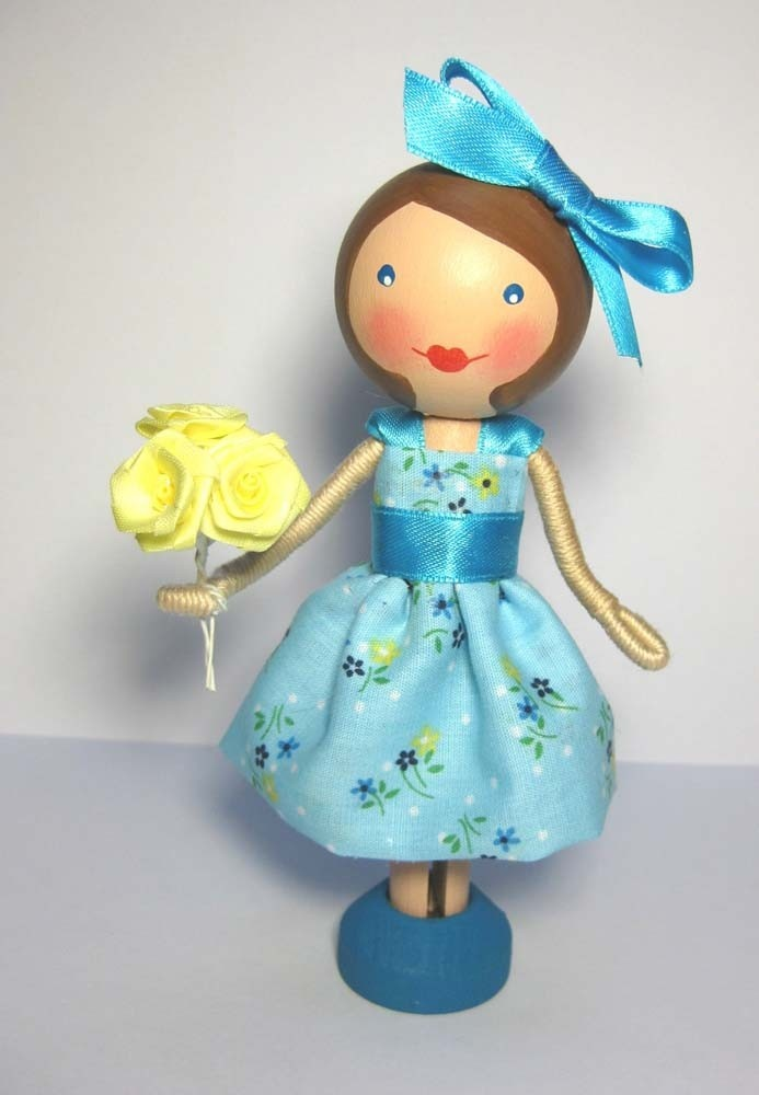 203 best Bendy dolls /dolls images on Pinterest | Pipe cleaners ...