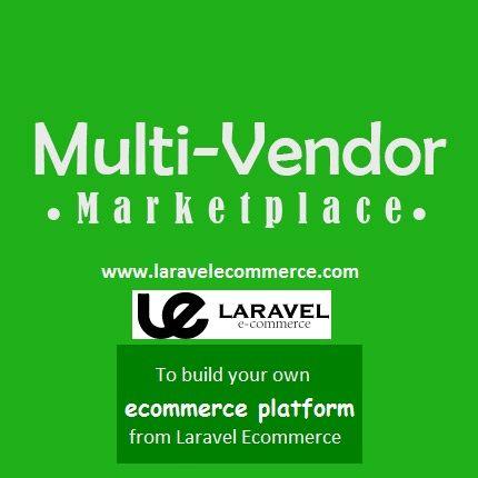 Multi Vendor Ecommerce Shopping Cart Software