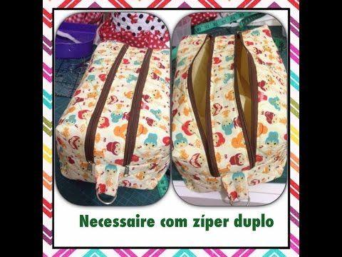 9 & i9 Necessarie box com forro embutido - YouTube