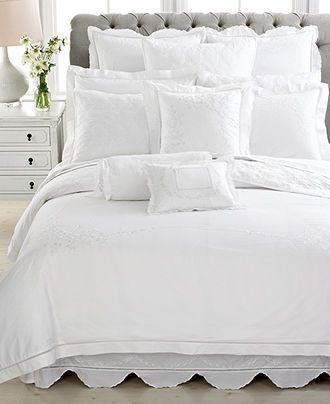 Martha Stewart Collection Bedding, Trousseau Ivy Collection - All Martha Stewart Bed & Bath - Bed & Bath - Macy's