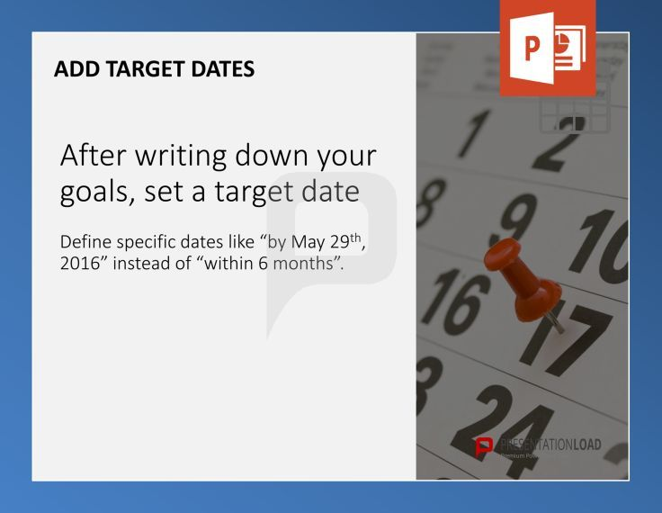 17 best images about smart goals powerpoint templates on pinterest goals template graphics. Black Bedroom Furniture Sets. Home Design Ideas