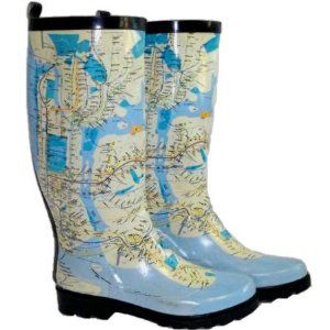 map boots. Mamma needs these.: Boots Ne, Maps Rainboot, Muck Boots, Maps Boots, Rainy Day, Maps Welli, Rain Boots Maps, Cowboys Boots, Subway Maps