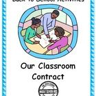 A wonderful activity for the first days of a new school year OR if you are coming into a classroom that needs to get back on track with behavior ma...