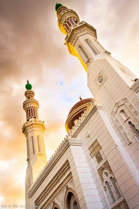 Mosque in Tripoli , Libya