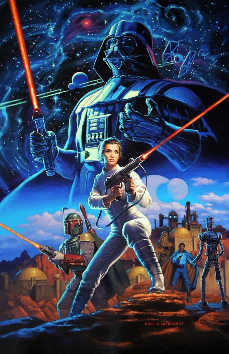 The fight for Alderaan