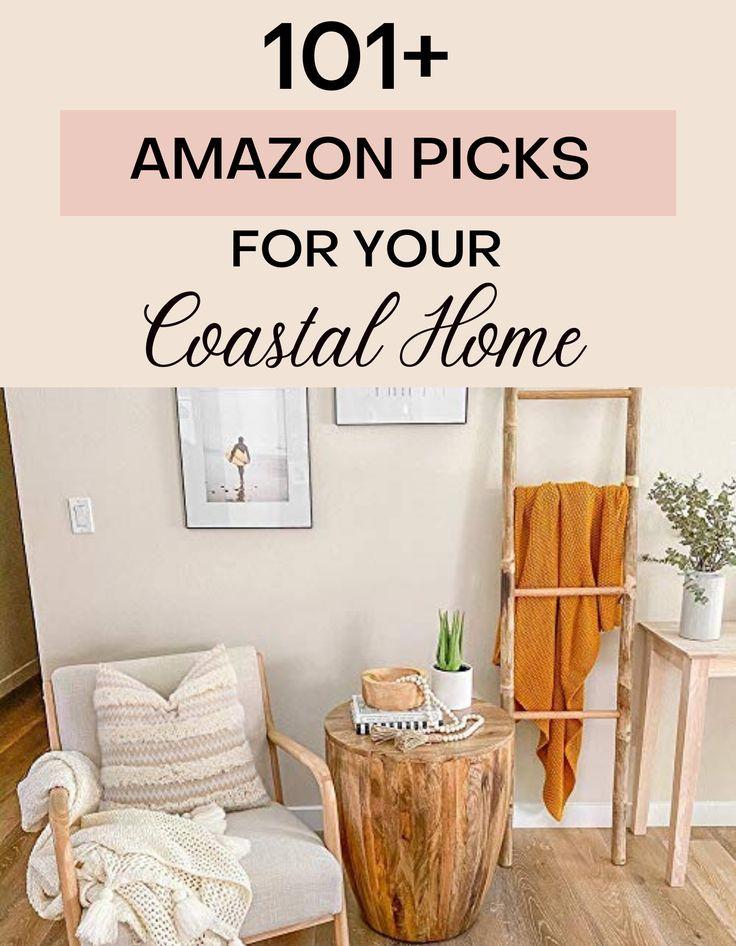 The Best Coastal Farmhouse Decor On Amazon One Thousand Oaks Coastal Farmhouse Decor Seaside Cottage Decor Cottage Decor