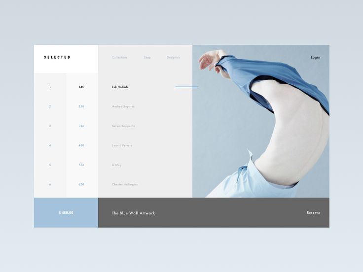 Product Page — Zhenya & Artem