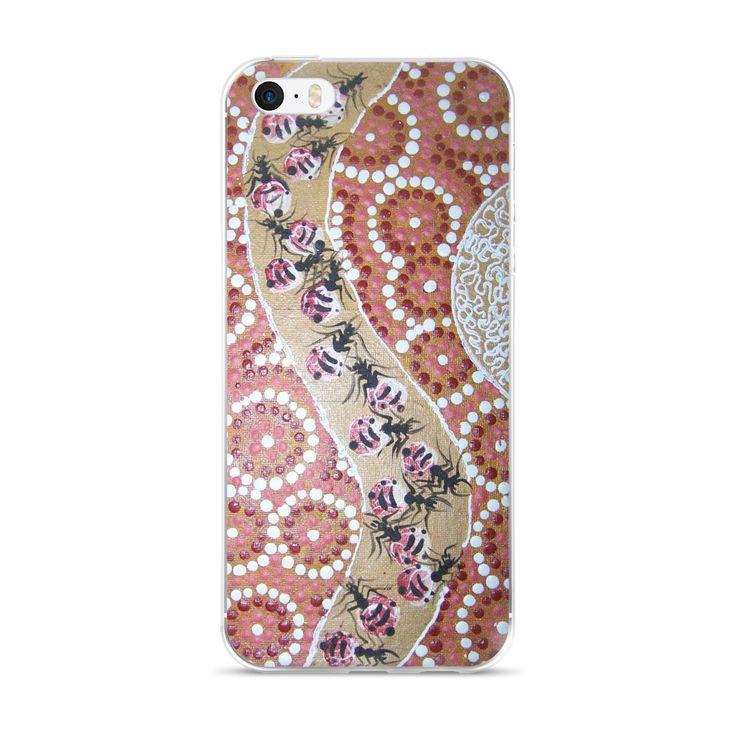 Honeyant Dreaming SMK iPhone Case
