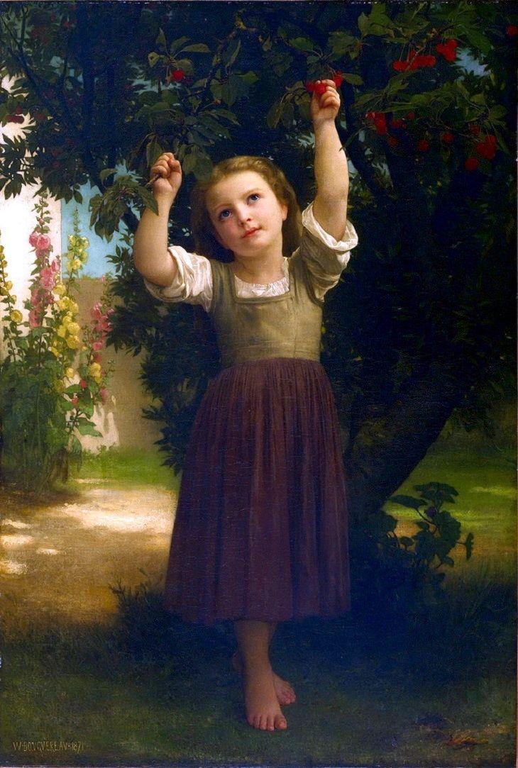 Вильям-Адольф Бугро - французский живописец эпохи ампира. Детские портреты. Обсуждение на LiveInternet - Российский Сервис Онлайн-Дневников
