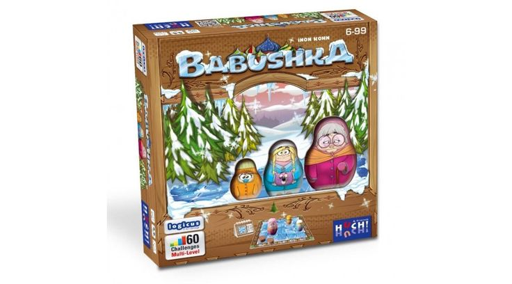 Babushka - LÁNY játékok - Fejlesztő játékok az Okosodjvelünk webáruházban
