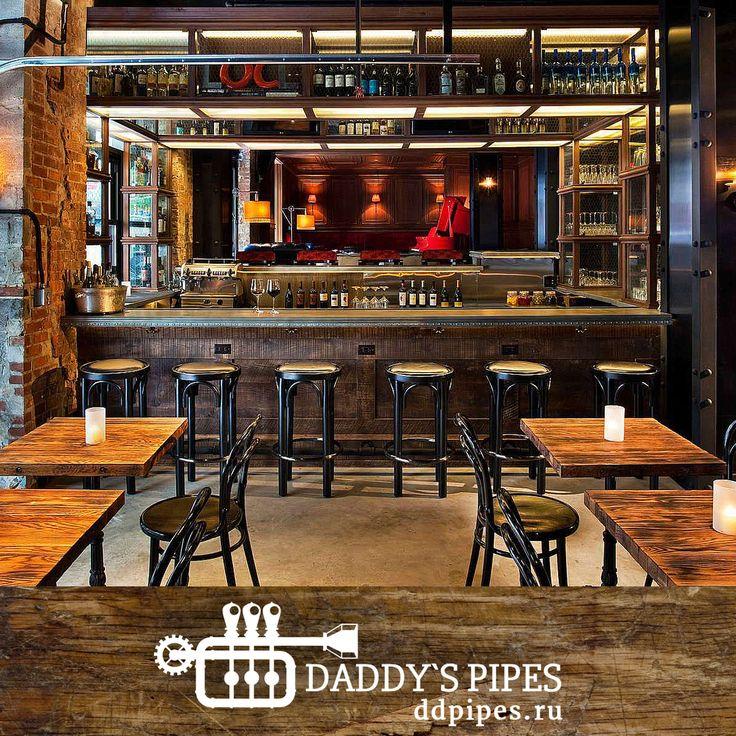 Лобби и бары в стиле лофт по версии Daddy's Pipes. #daddyspipes #ddpipes #дерево #loft #decor #дизайн_интерьера #лофтстиль #industrial #дизайн #мебель #мебельвстилелофт #мебельлофт #стул #табурет #лофт #декор #design #interior #steampunk #стимпанк #handmade #ручнаяработа #подарки #сувениры #неупустимомент #новыйгод #брутальныйинтерьер